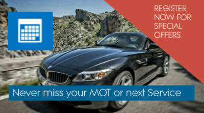 MOT Reminder and Service Booking System
